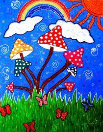 Mushroom von Priyanka Rastogi