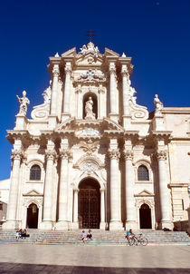 Catedral di SIRACUSA - citta' di Barocco - UNESCO by captainsilva