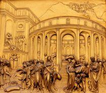 Florenz Paradiestür von visual-artnet