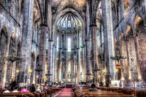 Cathedral of the Sea by Marc Garrido Clotet