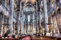 Cathedral of the Sea von Marc Garrido Clotet