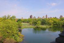 New York City, Central Park von visual-artnet