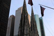 New York City, St. Patrick's von visual-artnet