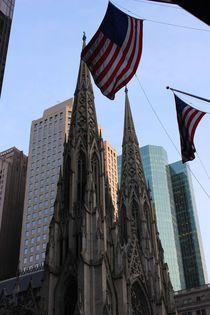 New York City, St. Patrick's by visual-artnet
