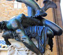 Florenz, Perseus und Medusa (Loggia dei Lanzi) von visual-artnet