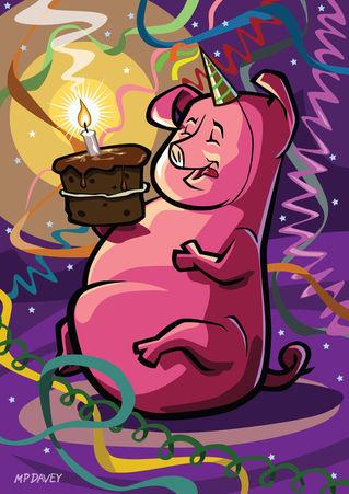 Fatlittlepigbirthday