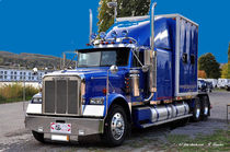 Freightliner, US-Truck, LKW, Show-Truck von shark24