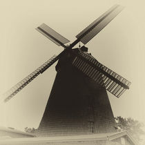 Dutch Windmill von Andreas Levi