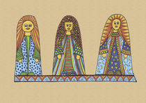Russian Dolls by Tasha Goddard