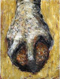 Holding Stone II von ibrahim-yildiz