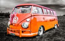 VW campervan von ian hufton