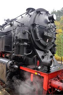 Dampflok, Eisenbahn, Zug von shark24