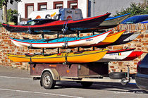 Ruderboote, Boote, Wassersport von shark24
