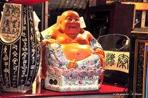 Buddha, dekorative Figur, Religion von shark24