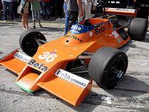 Formel-1-Auto, Klassisch, Oldtimer von shark24