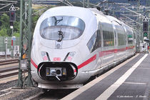 ICE-Intercity-Express, Eisenbahn, Zug by shark24