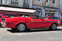 Ford Mustang Convertible, US-Car von shark24