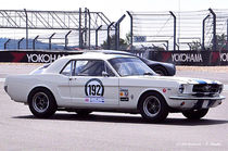 Ford-Mustang Racing, Oldtimer, Rennsport by shark24