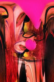 Clown von Barbara  Keichel
