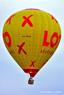 Heissluftballon von shark24