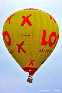 Heissluftballon by shark24