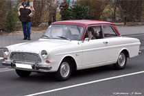 Ford 12M P4, Oldtimer, 60er Jahre-Auto by shark24