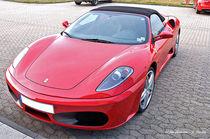 Ferrari Cabriolet, Sportwagen von shark24