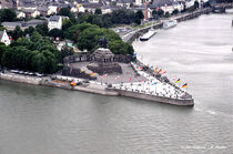 Deutsches Eck in Koblenz von shark24