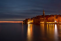 Rovinj by night von Bor Rojnik