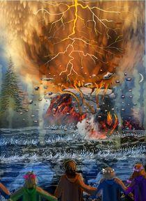 Eruptionen von Heidi Schmitt-Lermann