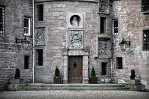 Glamis Castle. Doorway von RicardMN Photography
