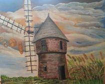 Mühle von Mevlija Huszar