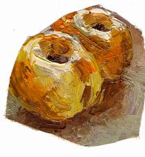 Reife Äpfel von Reiner Poser