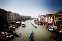 Grand Canal  von Adrian Sandor