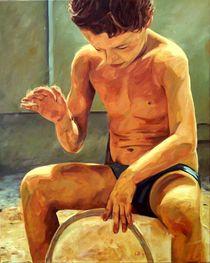 drummer boy by Daniel Wimmer