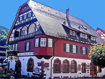 Altes Gasthaus in Bayern, Architektur von shark24