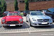 Mercedes im Wandel der Zeit von shark24