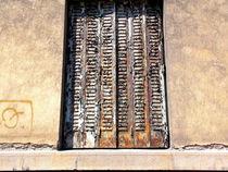 Jalousie Window ... Rusty .. by bebra