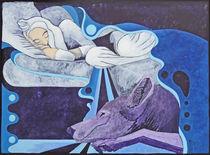 waking rest by Anna Asche