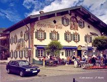 Hotel in Oberammergau, Allgäu von shark24