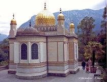 Orthodoxe Kapelle im Allgäu von shark24