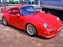 Porsche Carrera RSR, Sportwagen, Racing von shark24
