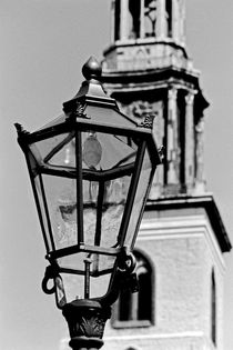 Old Latern by chriscolinpix