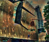 COOPER UNION BUILDINGS von Maks Erlikh