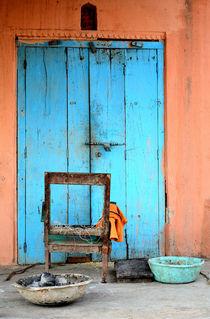 Varanasi Impression by Andreas Birkholz