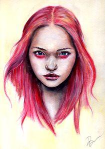 Pink Gemma von Bella Harris