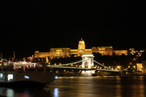 Budapest at night by Dan Davidson