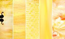 Yellow Schema von Linde Townsend