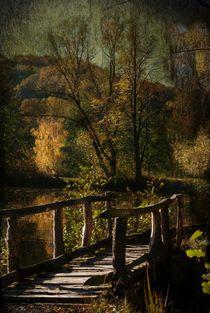 Kleine Brücke von Elke Balzen