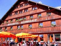 Die Schwägalp, Schweiz, Alpen von shark24